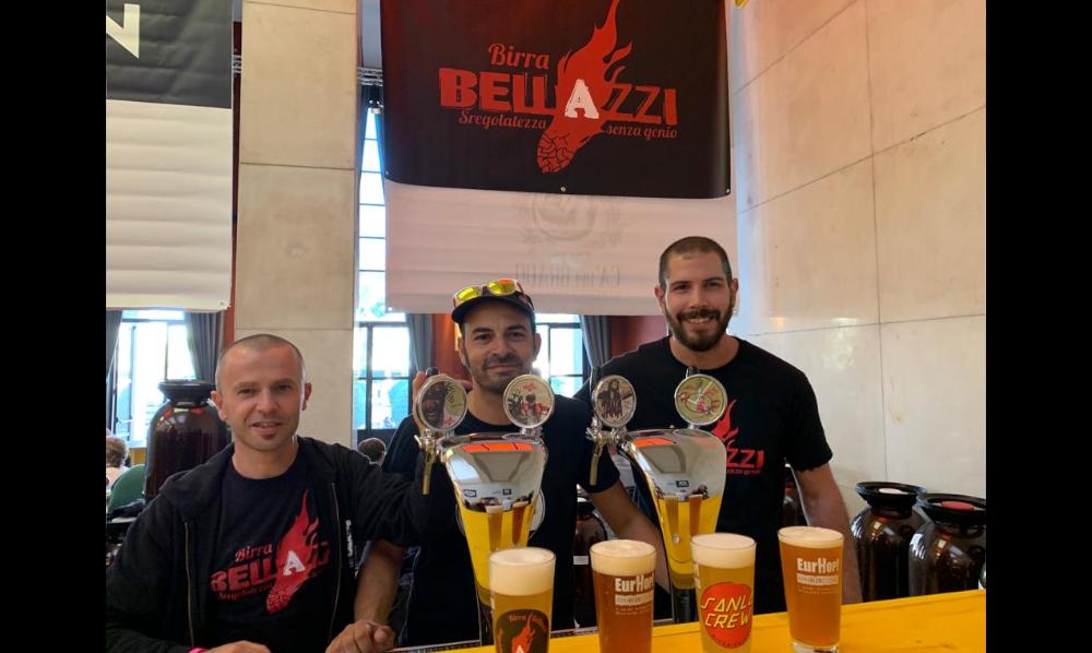 Birra Artiginale Bellazzi - Ale Fede Lore