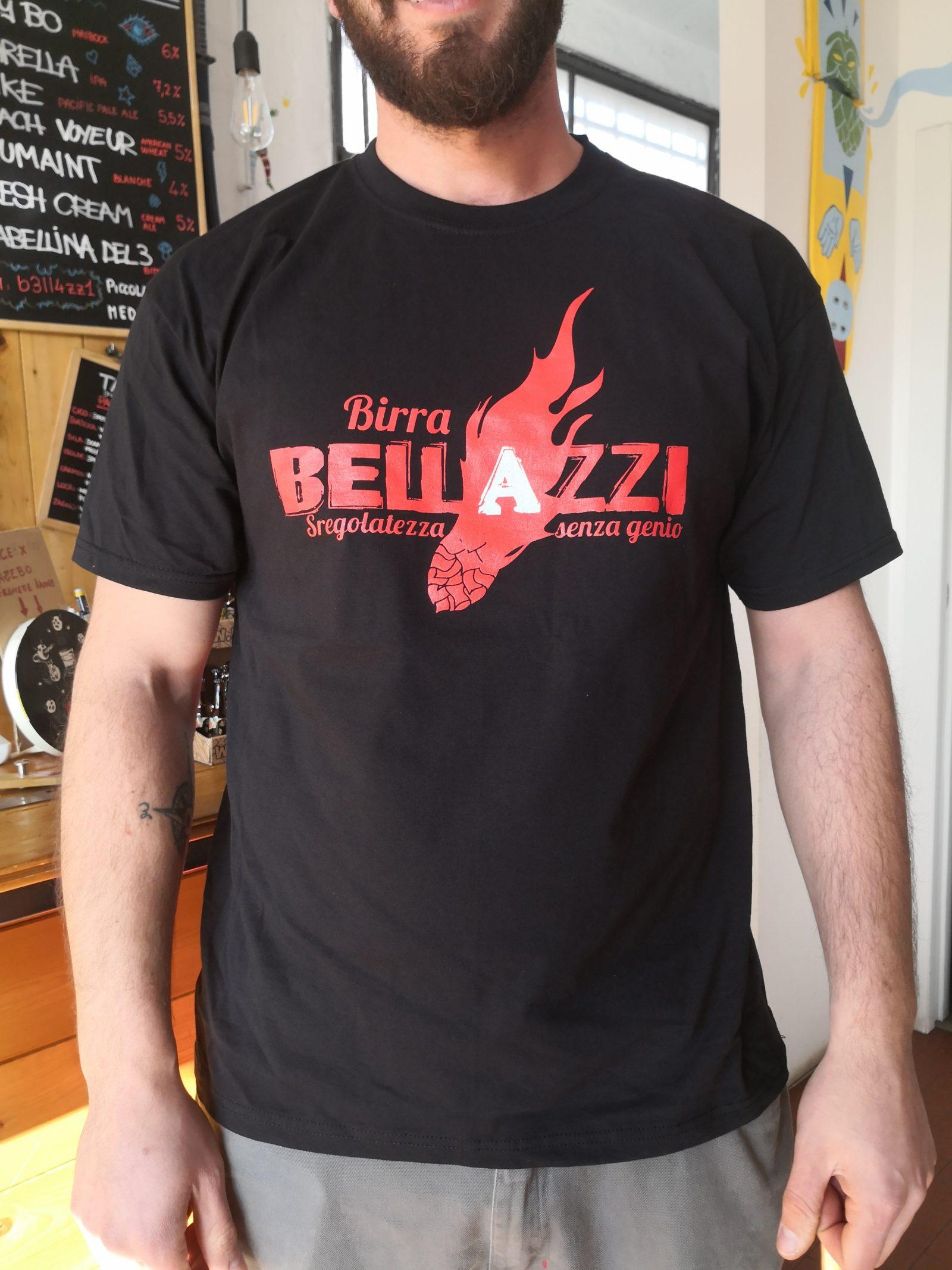 Maglietta Birra Bellazzi