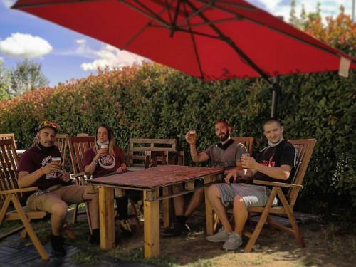 Birra Artigianale Bellazzi Spaccio San Lazzaro festa