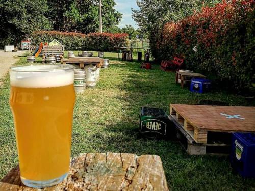 Birra Artigianale Bellazzi Spaccio San Lazzaro giardino