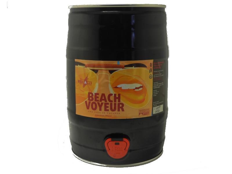 Birra artigianale Bellazzi vendita online Beach Voyeur