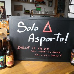 Asporto Spaccio Birra Bellazzi