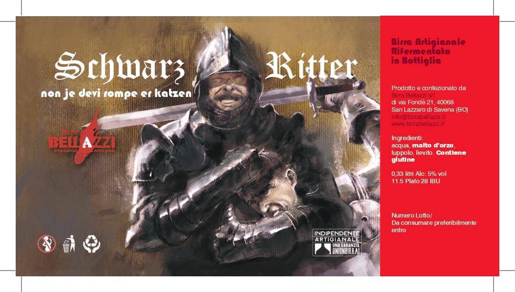 etichetta schwarz ritter