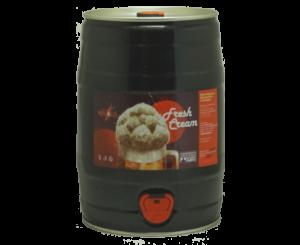 Birra Artigianale Italiana OnLine - Fresh Cream Fustino