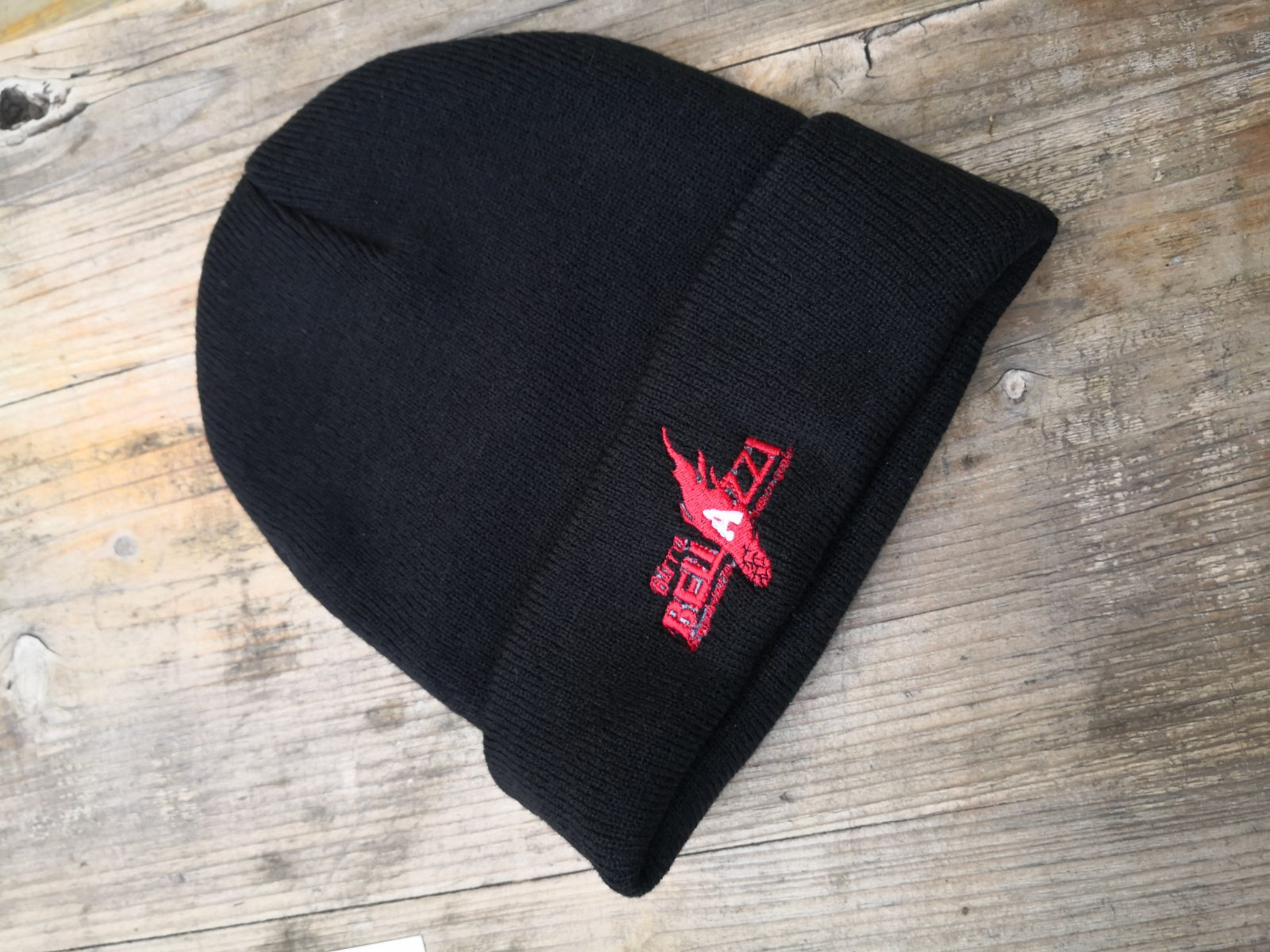 Cappello cuffia Birra Artigianale Bellazzi Luppolo in Fiamme