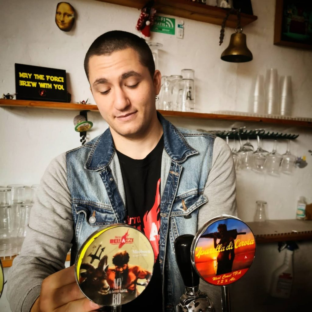 Birra Artigianale Bellazzi -Enrico BOVO Bovolenta