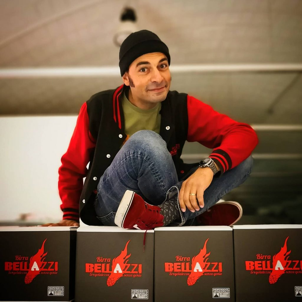 Birra Artigianale Bellazzi - Federico Bianco